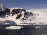 Lemaire Channel, Antarctic Peninsula, Antarctica, Polar Regions Photographic Print by Sergio Pitamitz