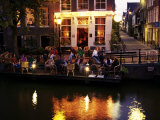 Egelantiersgracht, Amsterdam, the Netherlands (Holland) Photographic Print by Sergio Pitamitz