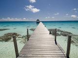 Le Maitai Dream Hotel, Fakarawa, Tuamotu Archipelago, French Polynesia Islands Photographic Print by Sergio Pitamitz