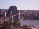 Harbour Bridge, Sydney, New South Wales, Australia Photographic Print by Sergio Pitamitz