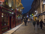 Temple Bar, Dublin, County Dublin, Republic of Ireland (Eire) Photographic Print by Sergio Pitamitz