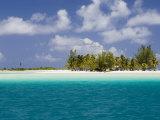 Tikehau, Tuamotu Archipelago, French Polynesia Islands Photographie par Sergio Pitamitz