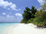 Mendu Island, Baa Atoll, Maldives, Indian Ocean Photographic Print by Sergio Pitamitz