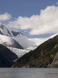 Garibaldi Glacier, Garibaldi Fjord, Darwin National Park, Tierra Del Fuego, Patagonia, Chile Photographic Print by Sergio Pitamitz