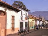 Avenida 20 De Noviembre, San Cristobal De Las Casas, Chiapas Province, Mexico, North America Photographic Print by Sergio Pitamitz