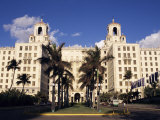 Hotel Nacional, Vedado, Havana, Cuba, West Indies, Central America Photographic Print by Sergio Pitamitz