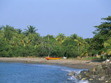 Beach Near Port Antonio, Jamaica, West Indies, Central America Photographic Print by Sergio Pitamitz
