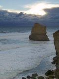 Coast Along the Great Ocean Road, Victoria, Australia Photographic Print by Thorsten Milse