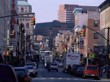 Busy Traffic on Smith Street, Brooklyn, New York, New York State, USA Photographic Print by Yadid Levy
