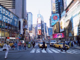 Times Square, New York, New York State, USA Photographic Print by Yadid Levy