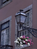 Lantern, Lisbon, Portugal Photographic Print by Yadid Levy