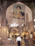 The Covered Bazaar, Isfahan, Iran, Middle East Photographic Print by Sergio Pitamitz