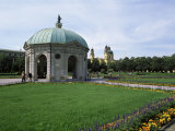 Diana Temple, Hofgarten, Munich, Bavaria, Germany Photographic Print by Yadid Levy