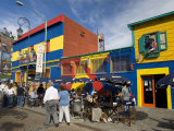La Boca, Harbour Area, Buenos Aires, Argentina, South America Photographic Print by Thorsten Milse
