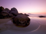 Sunset at Whiskey Beach, Wilson's Promontory, Victoria, Australia Photographic Print by Thorsten Milse