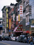 China Town, Manhattan, New York, New York State, USA Photographic Print by Yadid Levy
