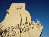 Padrao Dos Descobrimentos (Monument of the Discoveries), Lisbon, Portugal Photographic Print by Yadid Levy