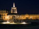 Neues Schloss at Schlossplatz (Palace Square), Stuttgart, Baden Wurttemberg, Germany Photographic Print by Yadid Levy