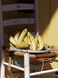 Bananas, St. Lucia, Windward Islands, West Indies, Caribbean, Central America Photographic Print by Yadid Levy