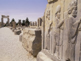 Persepolis, Unesco World Heritage Site, Iran, Middle East Photographic Print by Sergio Pitamitz