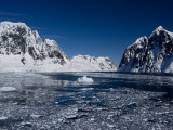 Lemaire Channel, Weddell Sea, Antarctic Peninsula, Antarctica, Polar Regions Photographic Print by Thorsten Milse