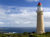 Lighthouse, Kangaroo Island, South Australia, Australia Fotografiskt tryck av Thorsten Milse