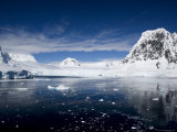 Lemaire Channel, Weddell Sea, Antarctic Peninsula, Antarctica, Polar Regions Photographie par Thorsten Milse