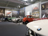 Bmw Car Museum, Munich, Bavaria, Germany Photographic Print by Yadid Levy