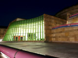 Staatsgalerie,, Designed by Sculptor and Architect James Stirling, Baden Wurttemberg Photographic Print by Yadid Levy