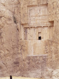 Tomb of Xerxes, Naqsh-E Rostam (Naqsh-I-Rustem), Iran, Middle East Photographic Print by Sergio Pitamitz