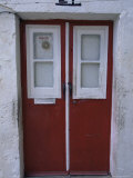 Door in the Moorish Quarter of Alfama, Lisbon, Portugal Photographic Print by Yadid Levy
