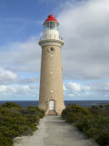 Lighthouse, Flinders Chase National Park, South Australia, Australia Photographic Print by Thorsten Milse