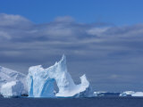 Icebergs, Weddell Sea, Antarctic Peninsula, Antarctica, Polar Regions Photographic Print by Thorsten Milse