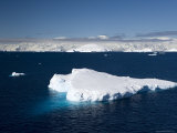 Iceberg, Lemaire Channel, Weddell Sea, Antarctic Peninsula, Antarctica, Polar Regions Photographic Print by Thorsten Milse