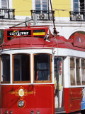Electrico (Electric Tram), Lisbon, Portugal Photographic Print by Yadid Levy