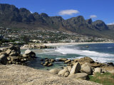 Camps Bay, Cape Town, South Africa, Africa Lámina fotográfica por Yadid Levy