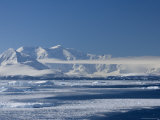 Pack Ice, Weddell Sea, Antarctic Peninsula, Antarctica, Polar Regions Photographic Print by Thorsten Milse