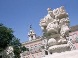 Palacio Real Das Necessidades, Lisbon, Portugal Photographic Print by Yadid Levy