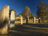 Standing Stones, Glen Innes, New South Wales, Australia Photographic Print by Jochen Schlenker