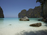 Ao Maya, Ko Phi Phi Leh, Thailand, Southeast Asia Photographie par Joern Simensen