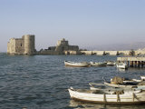 The 13th Century Crusader Castle, Sidon, Lebanon, Middle East Photographic Print by Christina Gascoigne