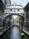 Bridge of Sighs, Venice, Veneto, Italy Photographic Print by Christina Gascoigne