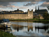 Enniskillen Castle on the Banks of Lough Erne, Enniskillen, County Fermanagh, Northern Ireland Photographic Print by Andrew Mcconnell