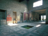 Politician's House, Pompeii, Campania, Italy Photographic Print by Christina Gascoigne