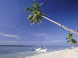 Alona Beach, Panglao Island, off Coast of Bohol, Philippines, Southeast Asia Photographie par Robert Francis