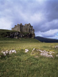 Duart Castle, Isle of Mull, Argyllshire, Inner Hebrides, Scotland, United Kingdom Photographic Print by Christina Gascoigne