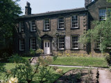 Bronte Vicarage (Parsonage), Haworth, Yorkshire, England, United Kingdom Photographic Print by Christina Gascoigne