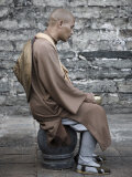 Monk, Dali Old Town, Yunnan Province, China Photographic Print by Jochen Schlenker