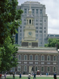 Independence Hall, Site of the Signing of the Declaration of Independence, Philadelphia, USA Photographic Print by Robert Francis