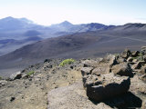 Part of the Vast Crater of 10023 Ft Haleakala, Seen from Sliding Sands Trail, Hawaii Photographic Print by Robert Francis